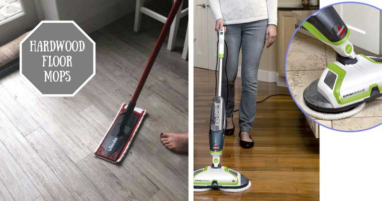 Best Hardwood Floors Mops Reviews & Buying Gudie