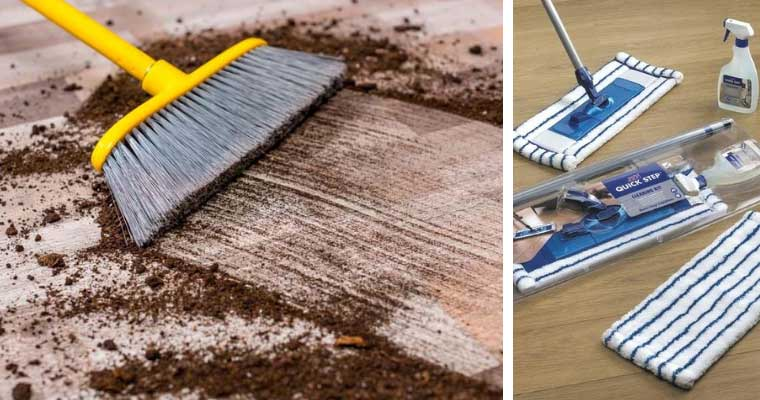 10 Tips To Keep Hardwood Floors Clean All The Time