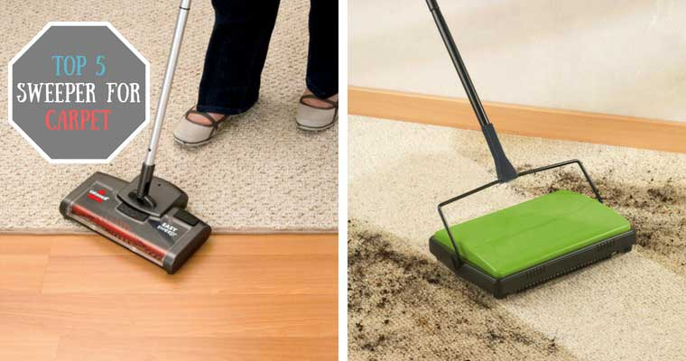 Best Carpet Sweeper: Reviews and Rating 2019