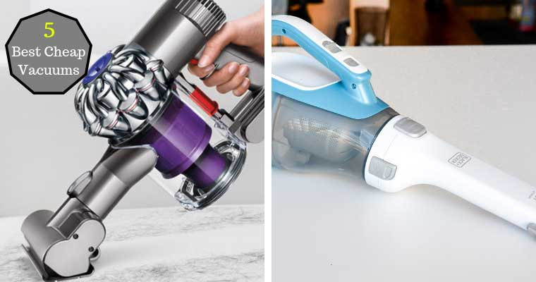 Best Inexpensive Vacuum Reviews and Buying Guide