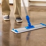 Mop for Concrete Floors
